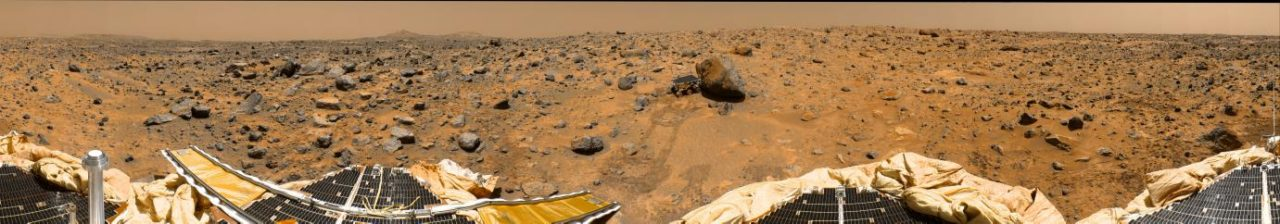 Mars Pathfinder, 1999