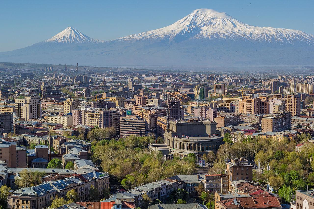 Arménie : la population baisse lentement • PopulationData.net