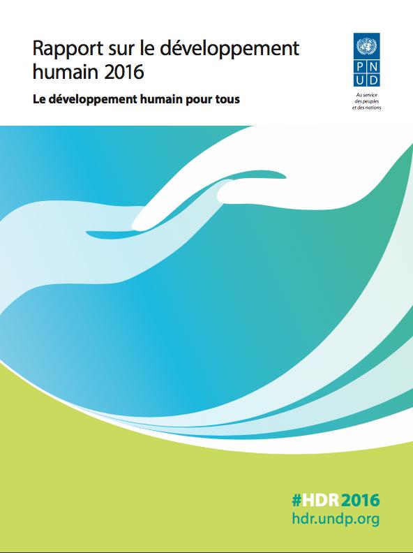 Indicateur de développement humain (IDH) 2016 • PopulationData.net