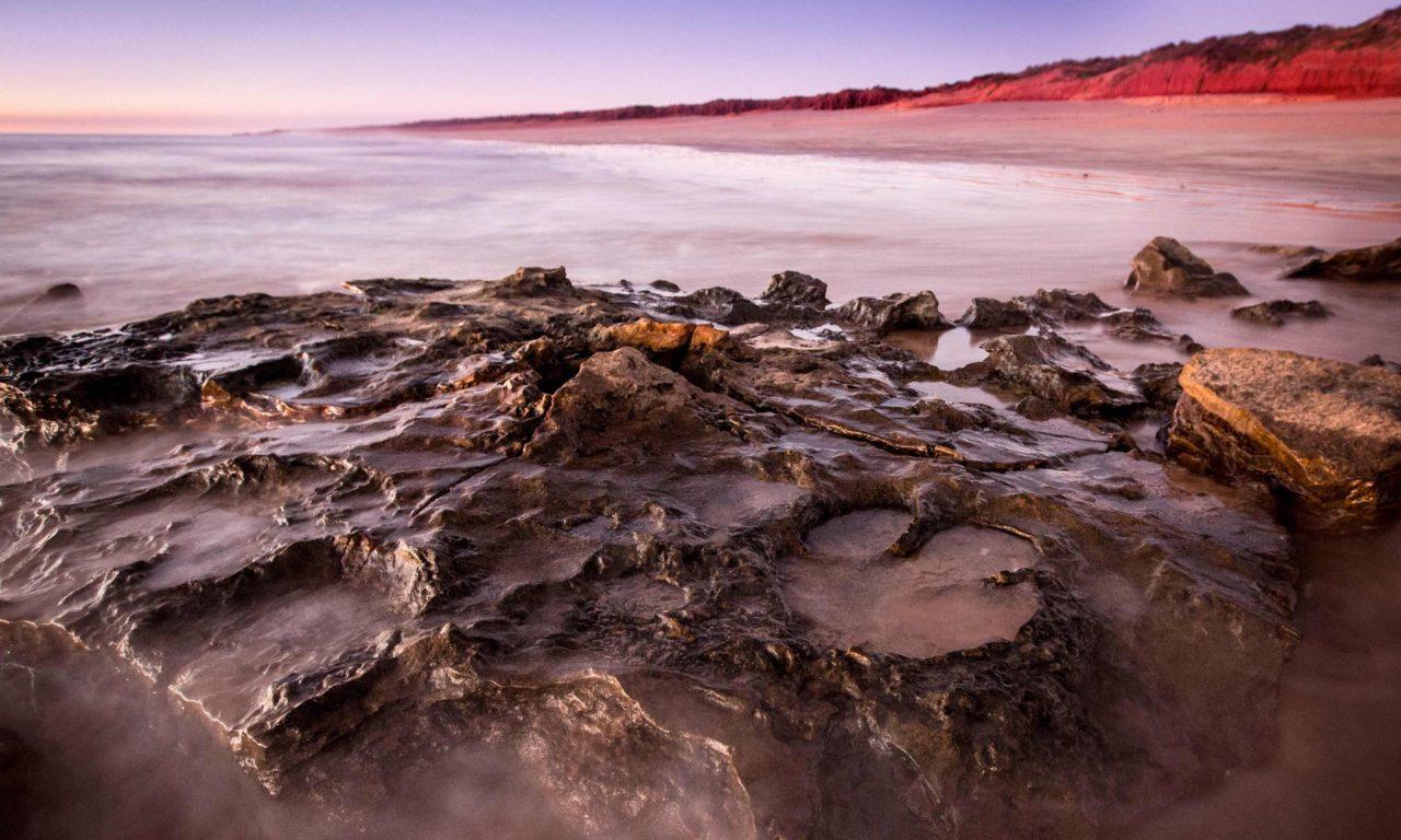 Kimberley shoreline, Australia
