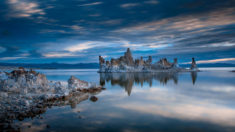Mono Lake Tufas Photograph by Ralph Vazquez