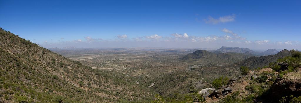 Somalie : État le plus corrompu et défaillant du monde • PopulationData.net