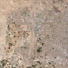 États-Unis : les grandes métropoles grossissent • PopulationData.net