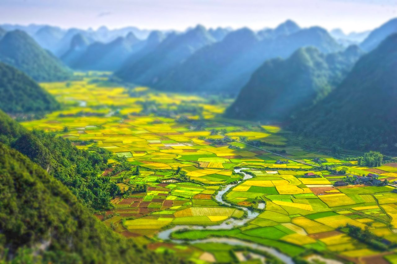 Bac Son Valley, Viet Nam – Most Beautiful Picture of the Day: April 4, 2017 – Most Beautiful Picture