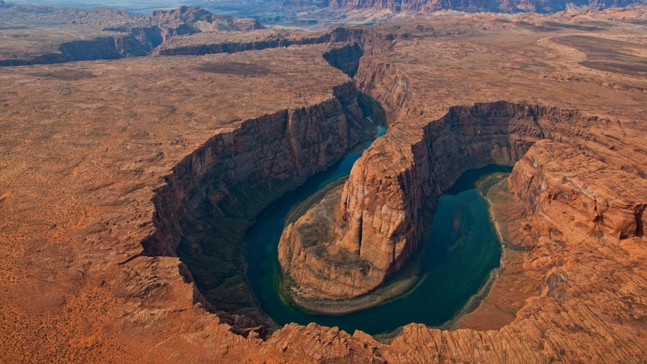 Horseshoe Bend – Most Beautiful Picture of the Day: April 19, 2017 – Most Beautiful Picture