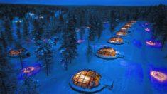 Hôtel avec vue sur les aurores boréales – Aurores Boréales