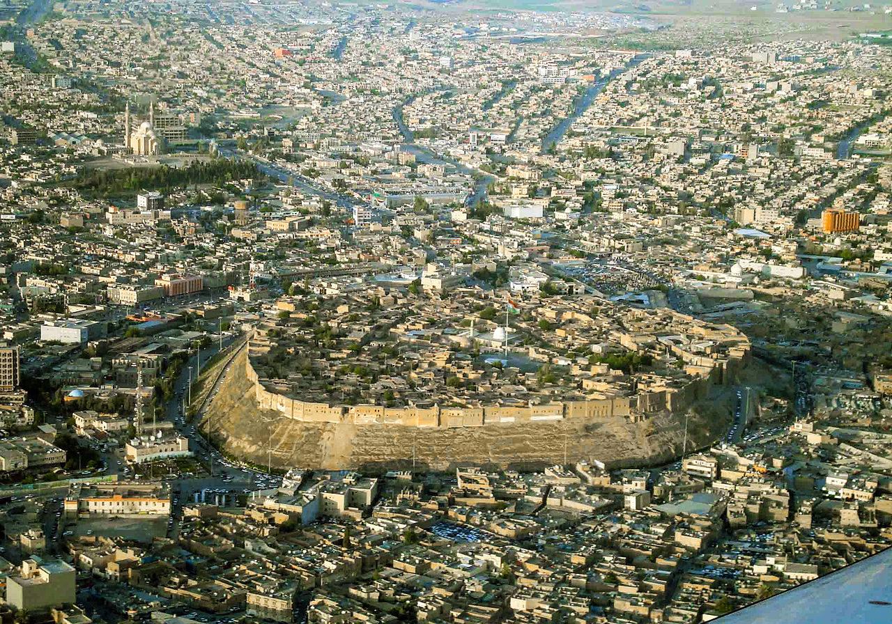Irak : géopolitique de la confusion permanente • PopulationData.net