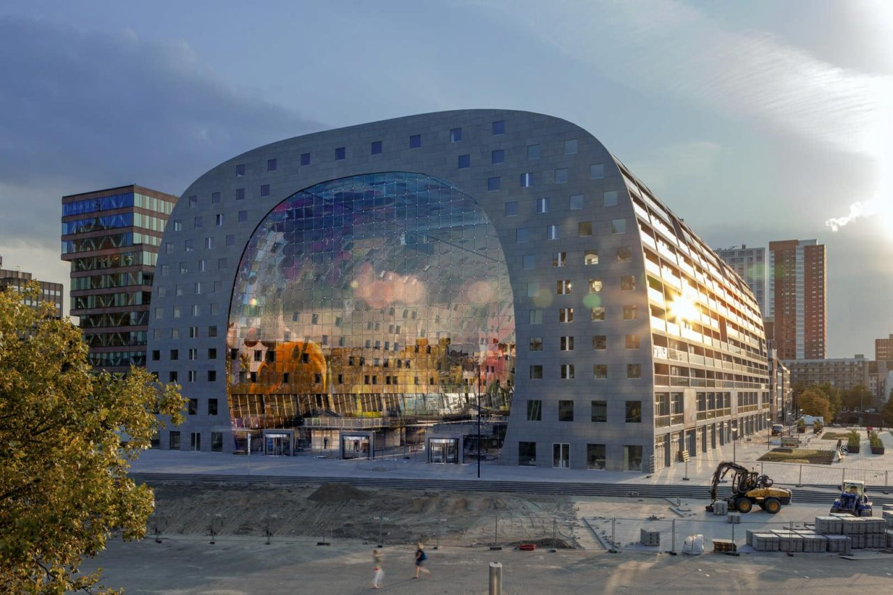 Markthal, Rotterdam – Most Beautiful Picture of the Day: April 12, 2017 – Most Beautiful Picture