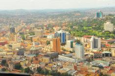 Ouganda : poussée urbaine à Kampala • PopulationData.net
