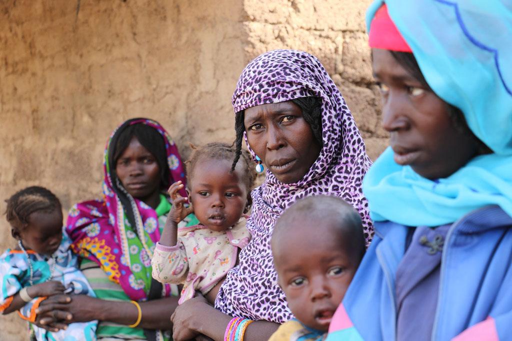 Plus de 100 millions de personnes dans le monde confrontées à une insécurité alimentaire grave • ...