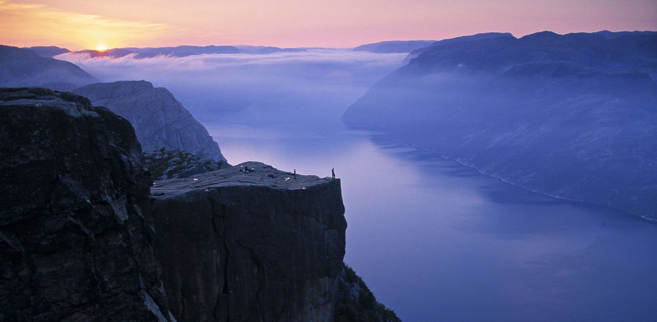 Preikestolen, Norway – Most Beautiful Spots
