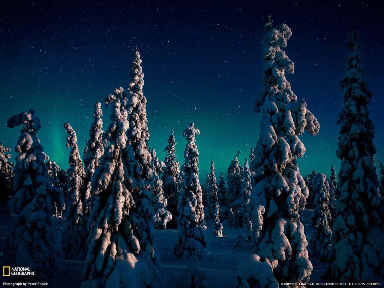 Aurora in Finland – Most Beautiful Picture of the Day: May 5, 2017 – Most Beautiful Picture