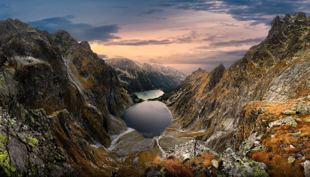 Black Lake, Mount Rysy, Poland – Most Beautiful Picture of the Day: May 6, 2017 – Most Beautiful ...