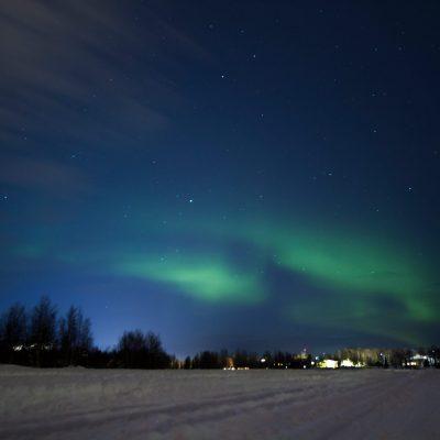 Finlande – Aurores Boréales