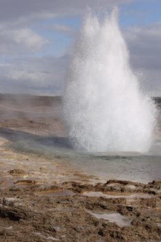 Geysir, Islande – Brut de Pomme