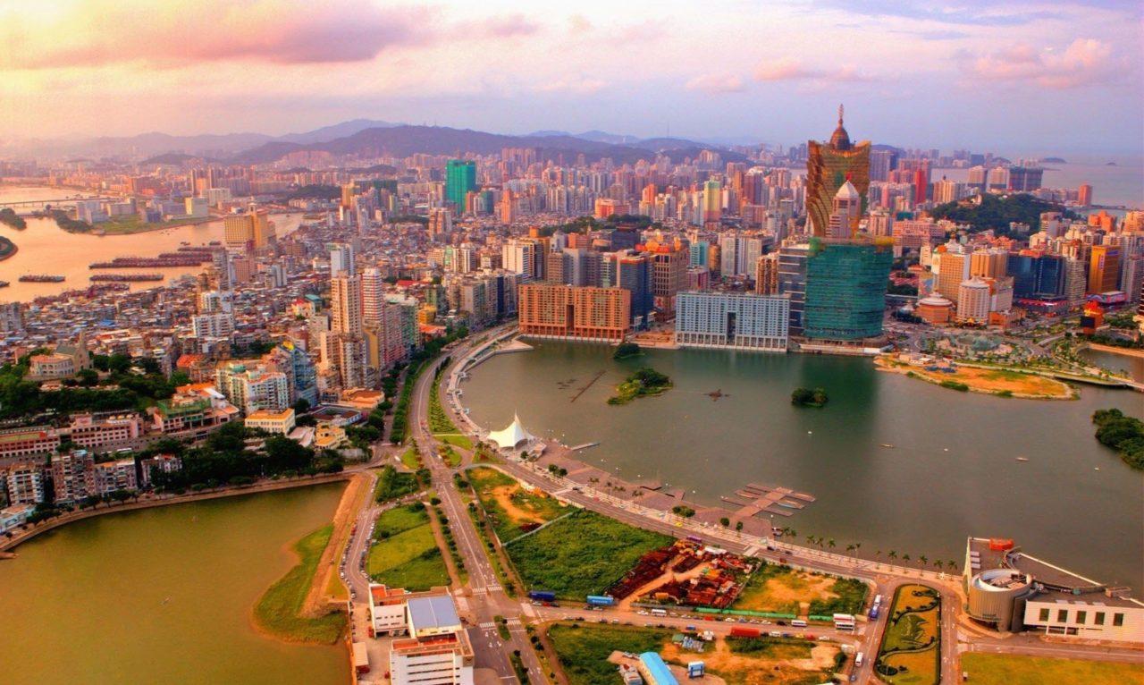 Macao : jusqu'où densifier ? • PopulationData.net