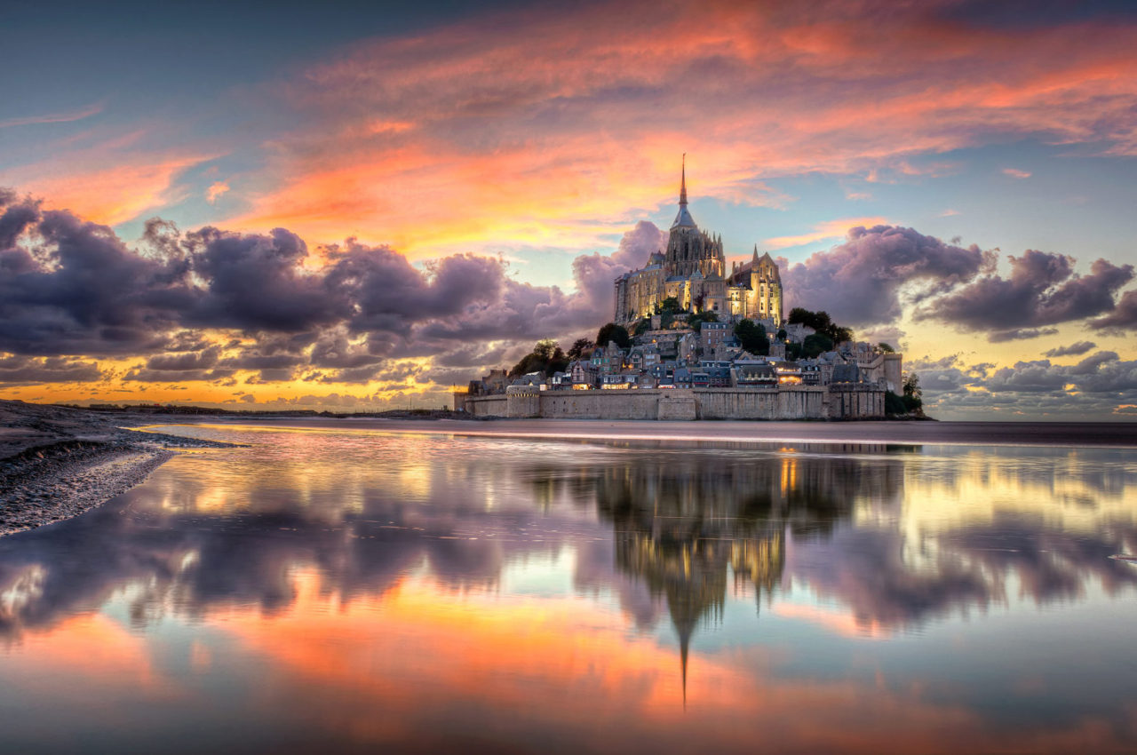 Mont Saint-Michel, France – Most Beautiful Spots
