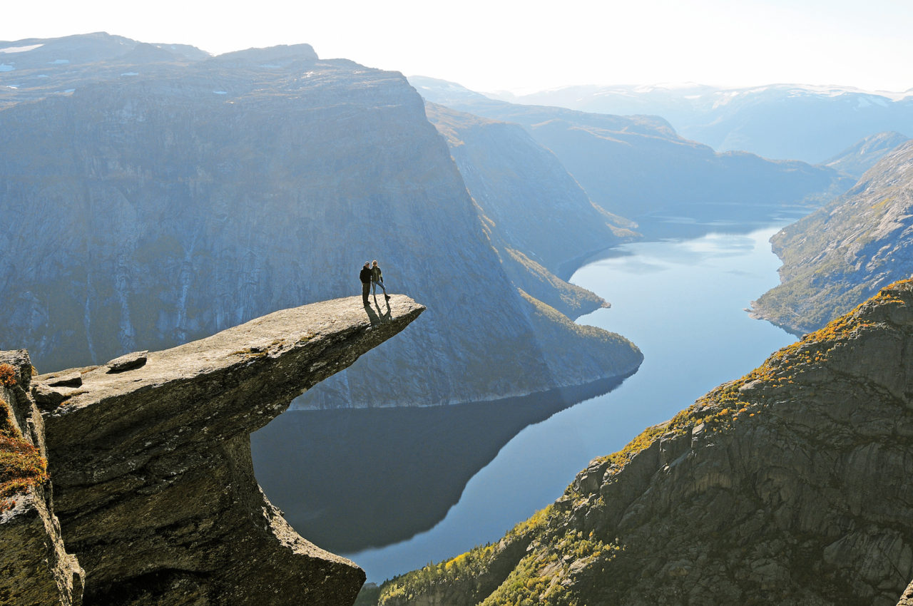 Trolltunga, Norway – Most Beautiful Picture of the Day: May 9, 2017 – Most Beautiful Picture