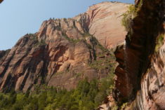 Waterfall in Zion National Park, Utah – Most Beautiful Picture of the Day: July 7, 2017 – Most B ...