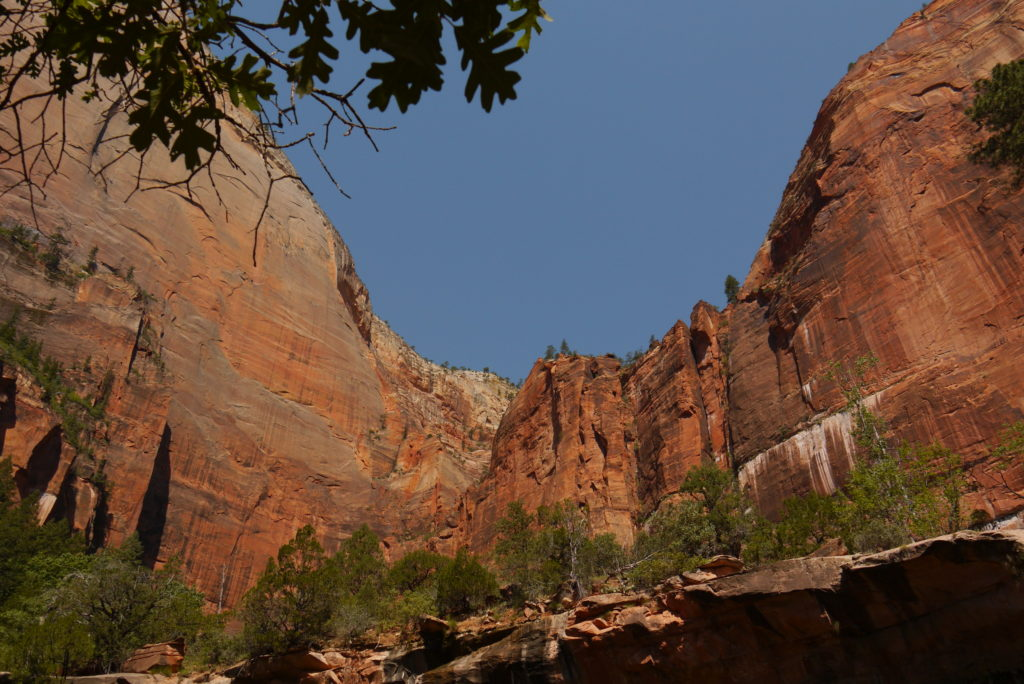 Kolob Canyon, Zion National Park, Utah - Most Beautiful