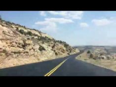 Boulder to Escalante Road 12, Utah – YouTube
