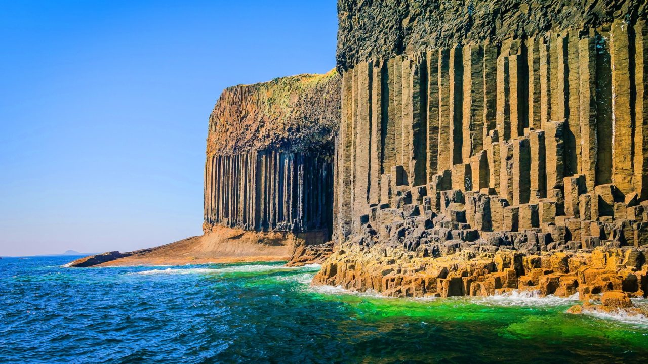 Fingal's Cave, Staffa Island, Scotland – Most Beautiful Picture of the Day: September 30,  ...