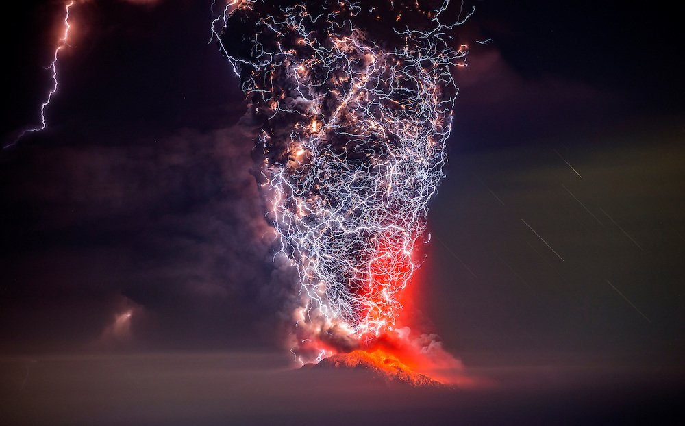 Volcanic Eruption in Chile – Most Beautiful Picture of the Day: September 11, 2017 – Most Beauti ...