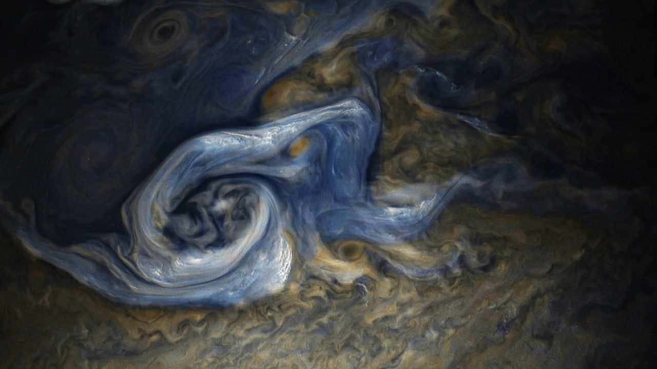 Jovian Tempest – Most Beautiful Picture of the Day: November 21, 2017 – Most Beautiful Picture