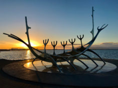 The Sun Voyager, Reykjavik – Most Beautiful Picture of the Day: November 22, 2017 – Most B ...