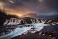 Bruarfoss Waterfall, Iceland – Most Beautiful Picture of the Day: December 28, 2017 – Most ...