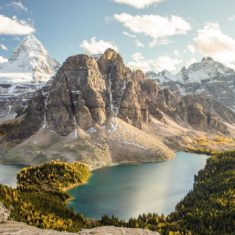 Mount Assiniboine, Alberta – Most Beautiful Picture of the Day: December 23, 2017 – Most B ...