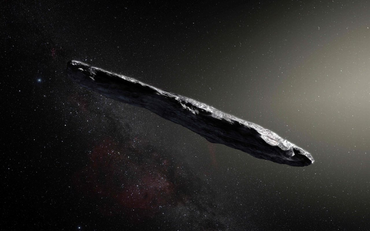 Oumuamua Asteroid – Most Beautiful Picture of the Day: December 2, 2017 – Most Beautiful P ...