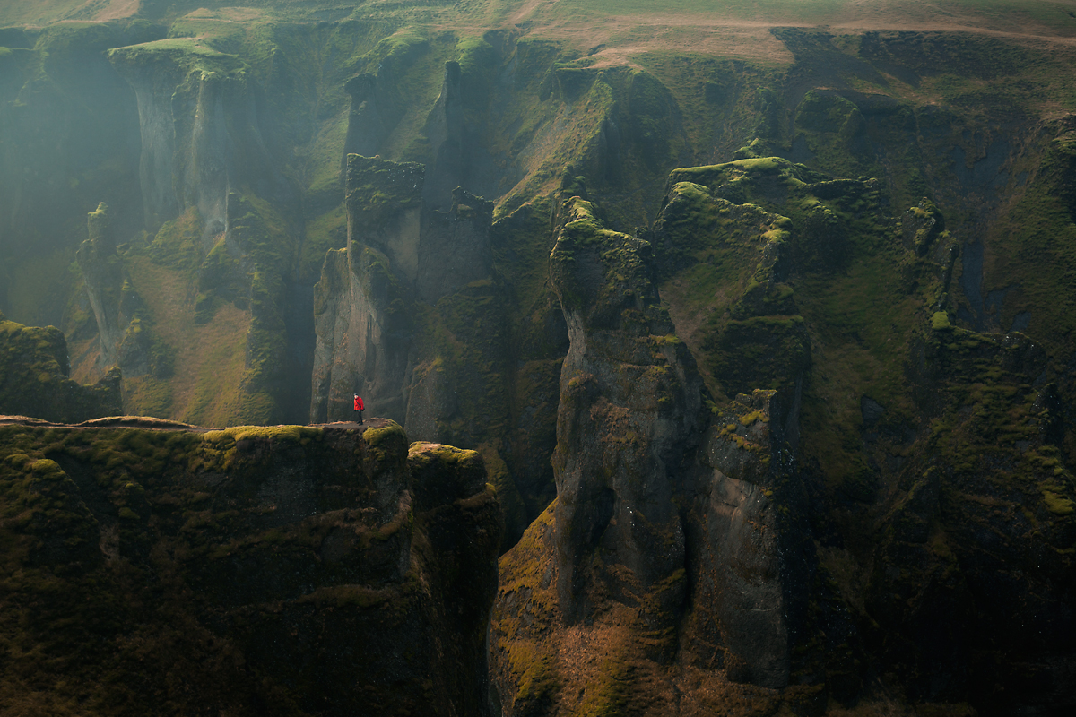 Green Canyon, Iceland