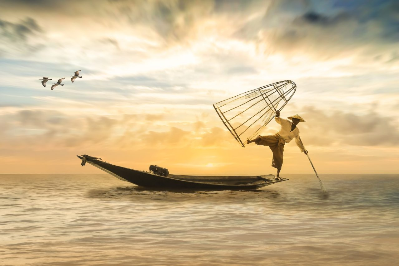 Fisherman, China – Most Beautiful Picture of the Day: January 4, 2018 – Most Beautiful Picture