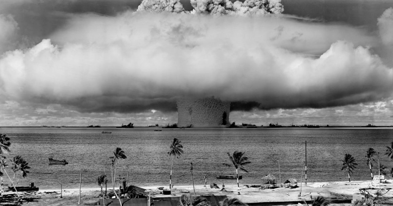Nuclear Weapons test – Most Beautiful Picture of the Day: January 2, 2018 – Most Beautiful ...