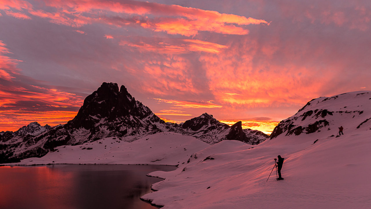 Pic du Midi d'Ossau, Pyrénées, France – Most Beautiful Picture of the Day: January 12, 201 ...