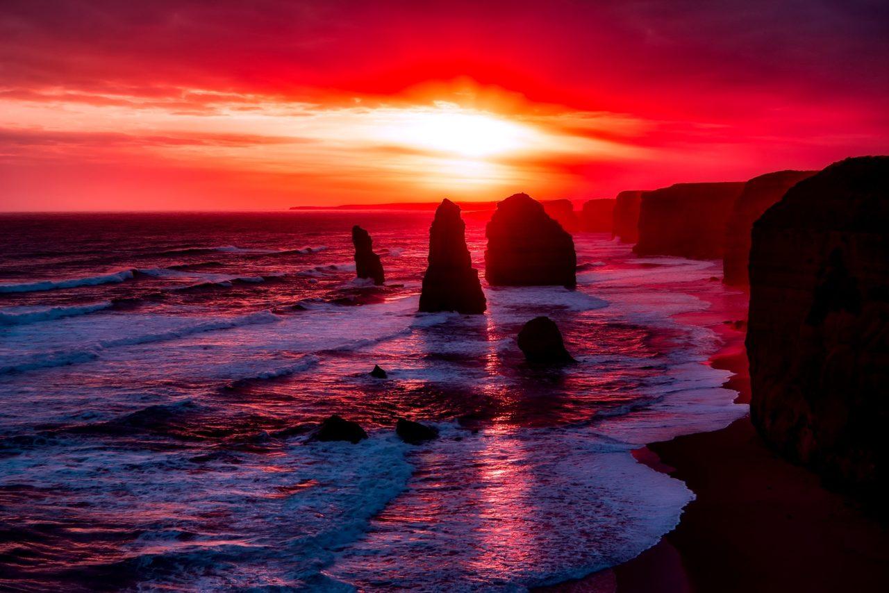 The Twelve Apostles, Victoria, Australia – Most Beautiful Picture