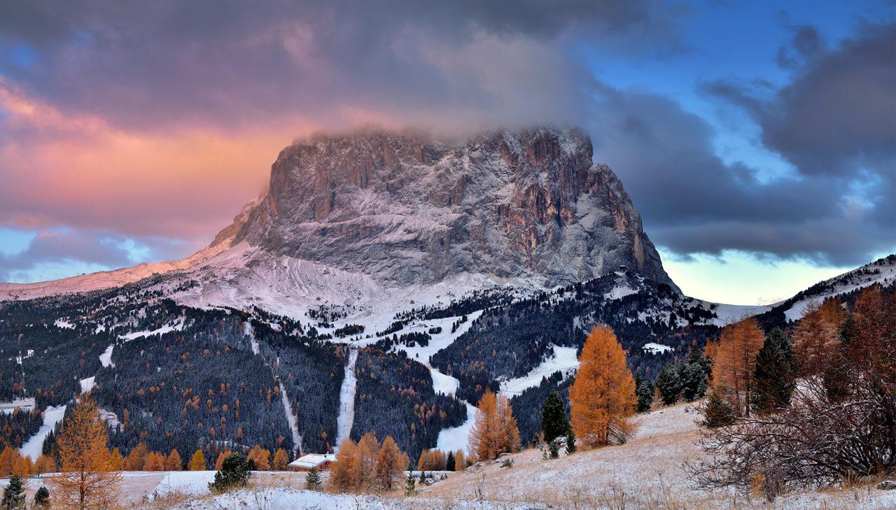 Grohmannspitze, Italy