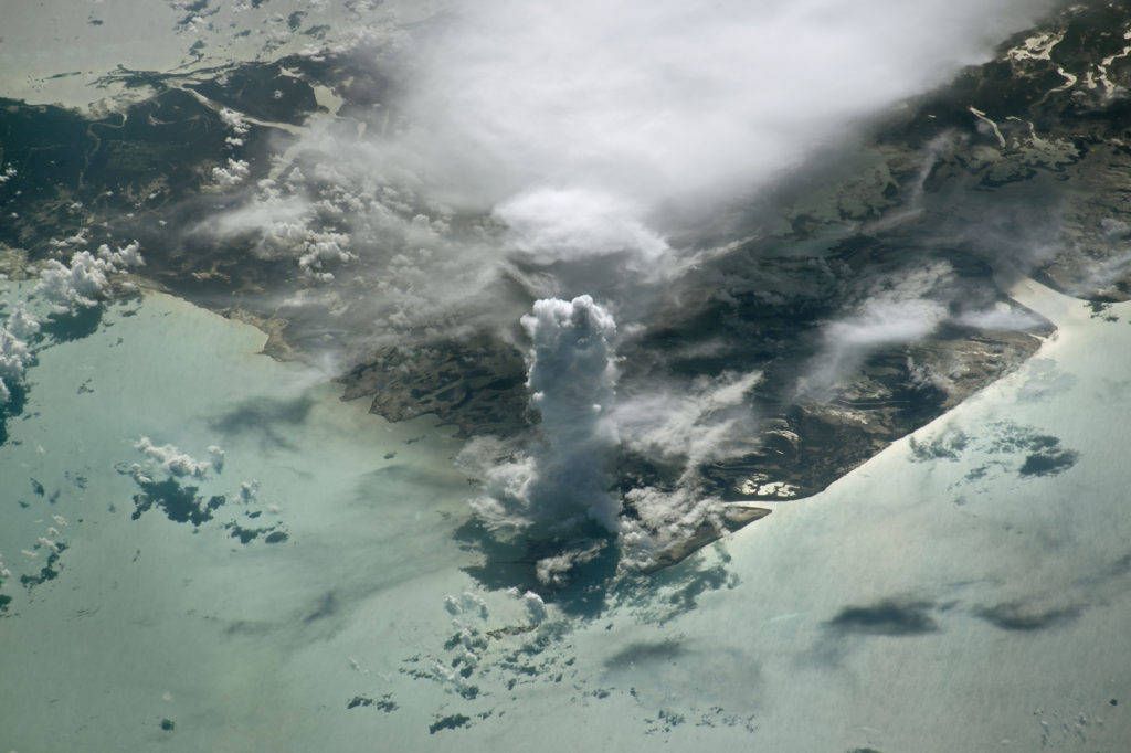 Castellanus Cloud Tower, Andros Island, Bahamas – Most Beautiful Picture