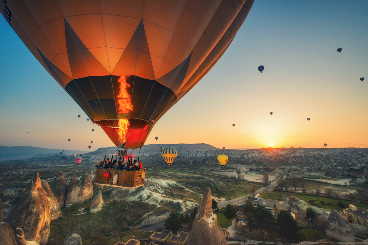 Dreams of Cappadocia, Turkey – Most Beautiful Picture