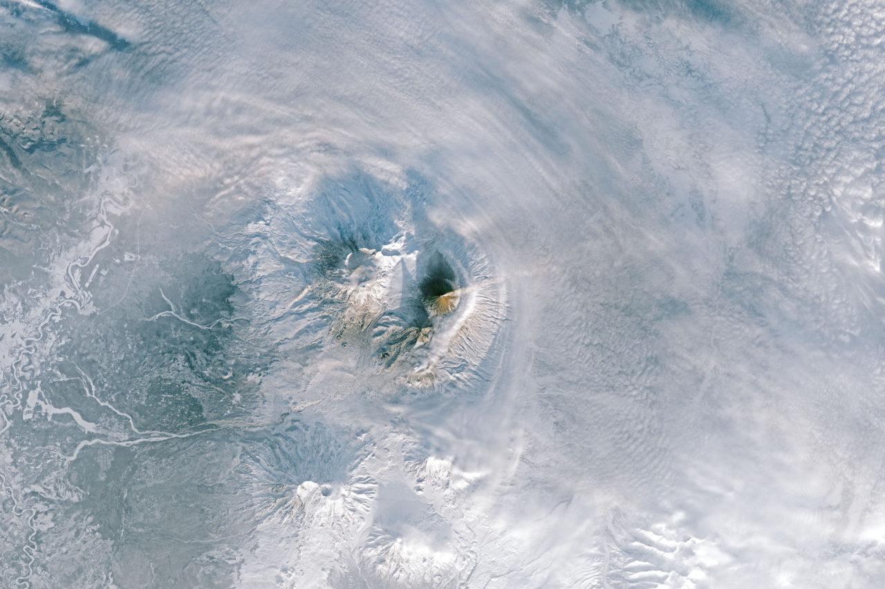 Klyuchevskaya Volcano Eruption, Kamchatka, Russia – Most Beautiful Picture