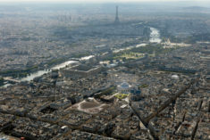 Paris landscape | ArchitecturePin