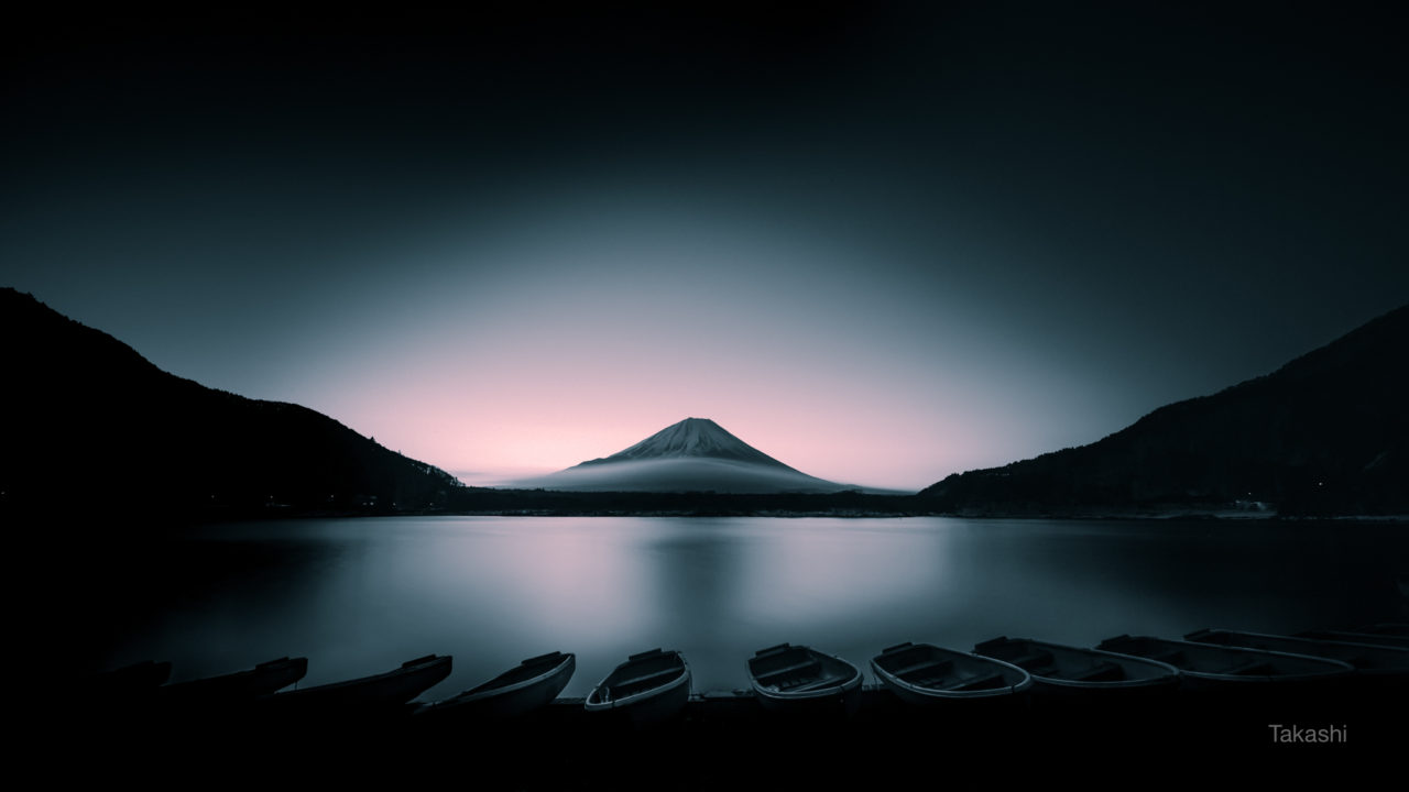 Mount Fuji at dawn – Most Beautiful Picture