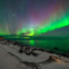 Norvège – Aurores Boréales