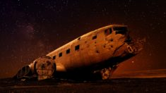 Wreck of plane, Sólheimasandur, Iceland – Most Beautiful Picture