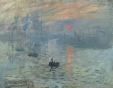 Impression, soleil levant, Claude Monet, 1872 – Most Beautiful Picture
