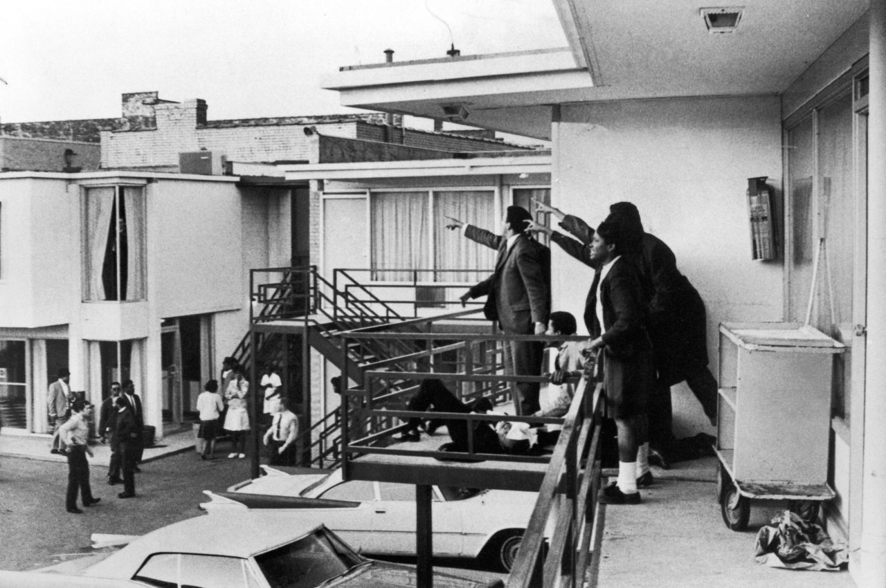 Martin Luther King's Assassination – Most Beautiful Picture