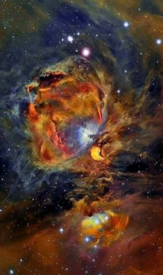 Orion Nebula – Most Beautiful Picture