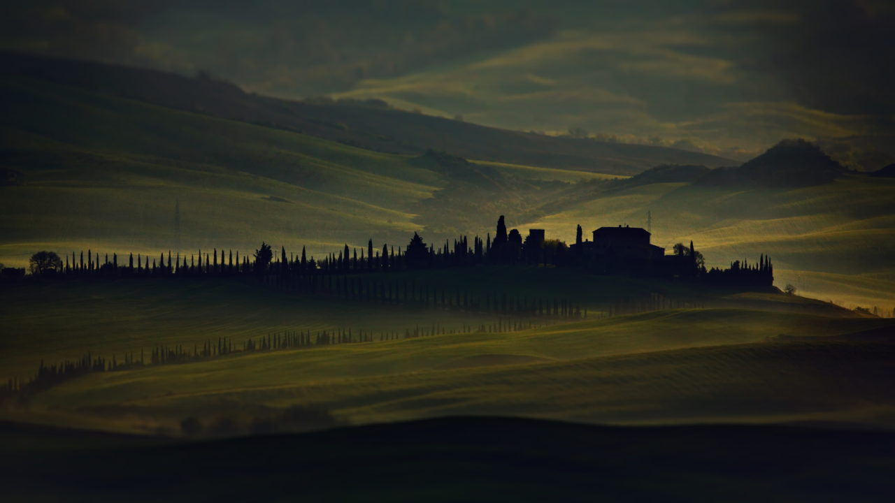 Tuscan landscape, Italy – Most Beautiful Picture