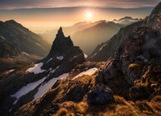 Mnich (Monk), Tatra Mountains, Poland